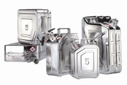 Канистры безопасные для растворителей, л, мм, с заборным самозакрывающимся краном 1,5