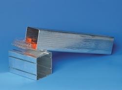 Алюминиевый бокс для пипеток, 315-385 мм, Коробка для пипеток, алюминий