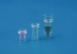 Образцы кубков для анализаторов, PS, 4 мл, 37,9 мм