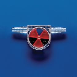 Индикатор потока с веслом колеса, SAN