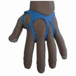 Перчатка Stiffeners для Cut-Защита Проволока Сетка перчатка, L