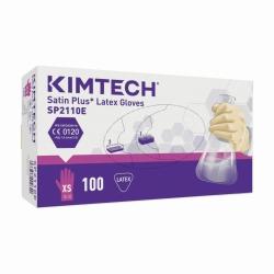 Перчатки одноразовые Kimtech™ Satin Plus, латексные, 240 мм, XL (9 - 10)