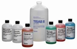 Стандарты калибровки orion и решения TISAB для фторсодержатых электродов ISE