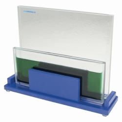 Стеклянная вставка для погружной камеры, ДляTLC пластин до 200 х 200 мм,требуется реагент ок. 100 мл