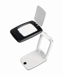 Стол Magnifier POCKET со светодиодным светом