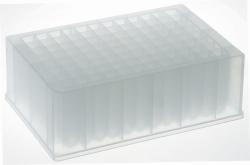 Планшет с глубокими лунками Riplate®, Прямоугольные ячейки 96 шт., полипропилен - 2 мл, стерильные