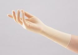 Одноразовые перчатки ASPURE II, латекс, XS, 300 мм, XS