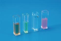Кюветы одноразовые, ПС, 10 мм, Стандартные кюветы, 4 прозрачные поверхности, 4,5 мл, 10 мм