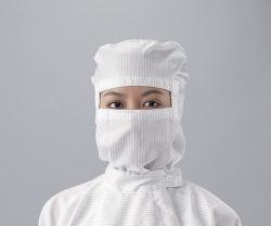 Капюшоны ASPURE, для комбинезонов для уборной, Полиэстер, со интегрированной маской, XXS