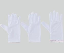 -Перчатки ASPURE, белый, нейлон, S