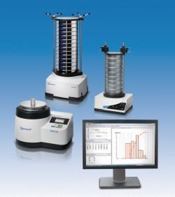 Комплект программного обеспечения EasySieve® для просеивающих машинAS control / AS 200 tap / AS jet, EasySieve® Однопользовательская лицензия, с адаптером RS232-USB
