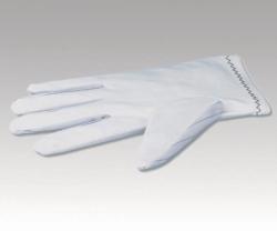 Перчатки ASPURE, Микрофибера, белый, M