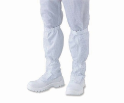 Защитные сапоги для чистой комнаты ASPURE, длинного типа, 44,5