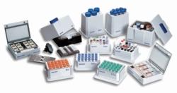 Принадлежности для ThermoStat plus / ThermoMixer plus, Пластина адаптер для 96 ПЦР-пробирок 0,2 мл для использования с блоком для титровальных микропланшет
