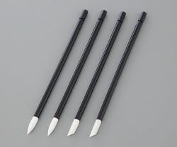 Ватные палочки в форме ручки ASPURE, 125 мм, Ø 5 мм x 16 мм мм, Скошенный наконечник 45 °, твердый, Ø 5 мм x 16 мм мм, 125 мм
