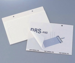 Переводная бумага для ручных рулонов для очистки ASPIRE, Тип пленки, 195 x 335 мм