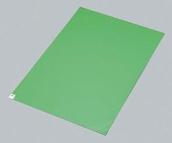 Клейкие коврики ASPURE, MDPE, антибактериальные, 35 мкм, зеленый, 600 x 1200 мм, зеленый, 35 мкм
