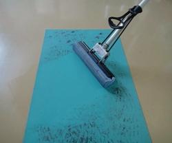 Клейкие коврики ASPURE, PU, можно мыть, 6 мм, 900 x 1200 мм