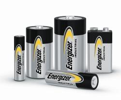 Батарейки Energizer® промышленные, 9, 6LR61/EN522/9V/E-Block