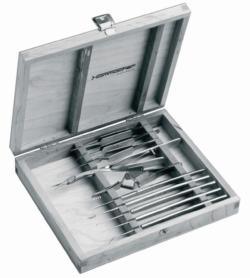 Набор инструментов для микроскопии