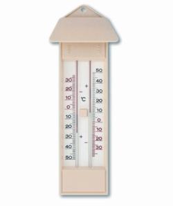 Мин / макс термометр, 90 г, 80 x 32 x 232 мм