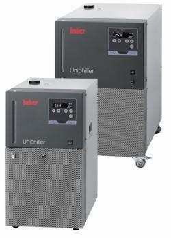 Unichiller®, компактное настольное исполнение, 2,5 бар, 25 л / мин, Unichiller® P025w OLÉ, -10 ... 40 °C, 2,5/2,0/1,2