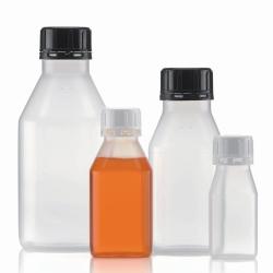Бутылка с узким горлышком, серия 310 ''Clear Grip'', PP, 61 г, 45 GL
