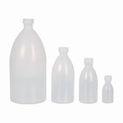 Бутылки с узкой горловиной, ПЭНП, экономичная упаковка, 28 мм, 96 мм