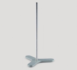 Тренога-штатив для реторты, хромированная сталь, 1050 г, 150 мм