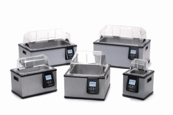 Цифровые водяные бани, 432 x 393 x 305 мм, 295 x 269 x 152 мм, 5 RT + °C