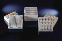 Криобоксы MAX-100 CryoStore™, поликарбонат, MAX-100, 1,0 ... 1,8 мл