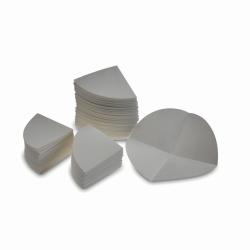Фильтровальная бумага, диски, пирамида, 0,007, 125 мм