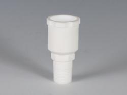 Разъемы с наземным соединением, PTFE для крышки реактора, 45/40 NS, 1''