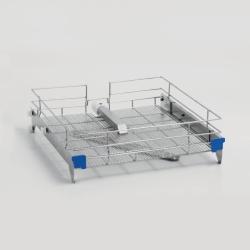 Корзины и тележки для лабораторных моечных и дезинфицирующих машин Miele, U 184/1, PG 8536