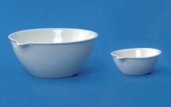 Чаши LLG для озоления с носиком и плоским дном, средней глубины, 98 мм, 40 мм