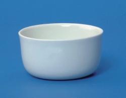 LLG фарфоровые чаши для озоления, 81 мм, 20 мм
