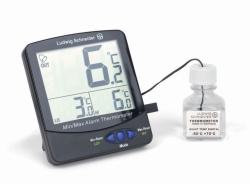 Цифровые Min/Max термометры Exact-Temp, 4 °C, Холодильники
