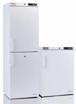 Лабораторные холодильники и морозильники серии ES, до 1 °C / -30 °C, 288 л, 1 ... 11 °С