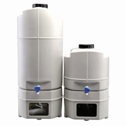 Резервуары для систем очистки воды Barnstead™ Pacific™ TII/RO, 60* л, 916 мм