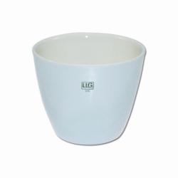 Тигли LLG фарфоровые, средние. DIN 12904, 80 мм, 62 мм