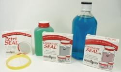 Герметизирующая лента PetriSeal / ContainerSeal, 25 мм, Красный