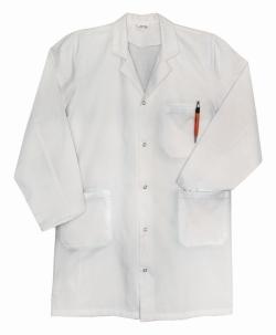 Лабораторный халат, 100% хлопок, 56, Мужской лаб. Халат