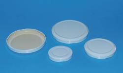 Крышки для сосудов с широкой горловиной LLG , металл, -, 82 мм