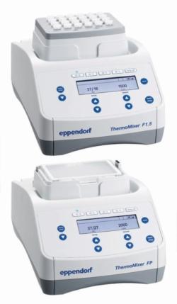 Eppendorf ThermoMixer™ F0.5/F1.5/F2.0/FP, 1, EU