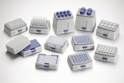 Сменные блоки Eppendorf SmartBlocks™ и аксессуары для Eppendorf ThermoMixer™ С и ThermoStat C, Штатив для переноски, Для 24 пробирок, 1.5 ... 2.0 мл