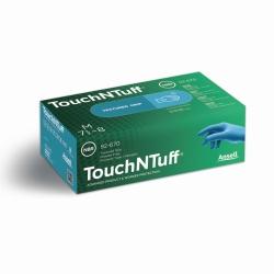 Одноразовые нитриловые перчатки, Touch N Tuff® Blue, XL, 300 мм