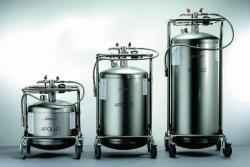 KGW Вакуумная изоляция контейнера из нержавеющей стали Типа APOLLO, 50, 85 кг