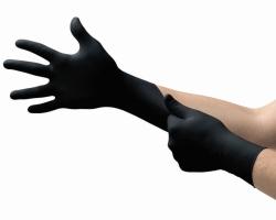 Одноразовые перчатки MICROFLEX® 93-852, нитриловые, 245 мм, XS (5,5 - 6)
