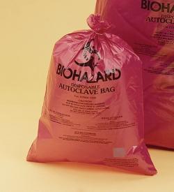 Мешки для утилизации Biohazard, супер прочные, 50 мкм, 960 мм, 790 мм