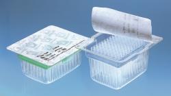 Наконечники с фильтром для пипеток, в штативах TipRack, стерильные Bio-Cert®, 50 - 1000 мкл, 10 штативов TipRack по 96
